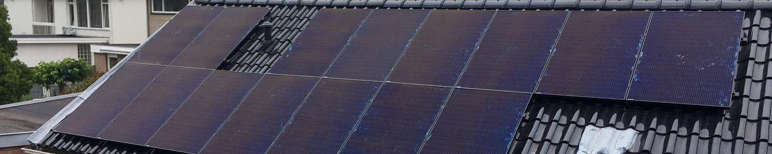 VDP Techniek zonnepanelen